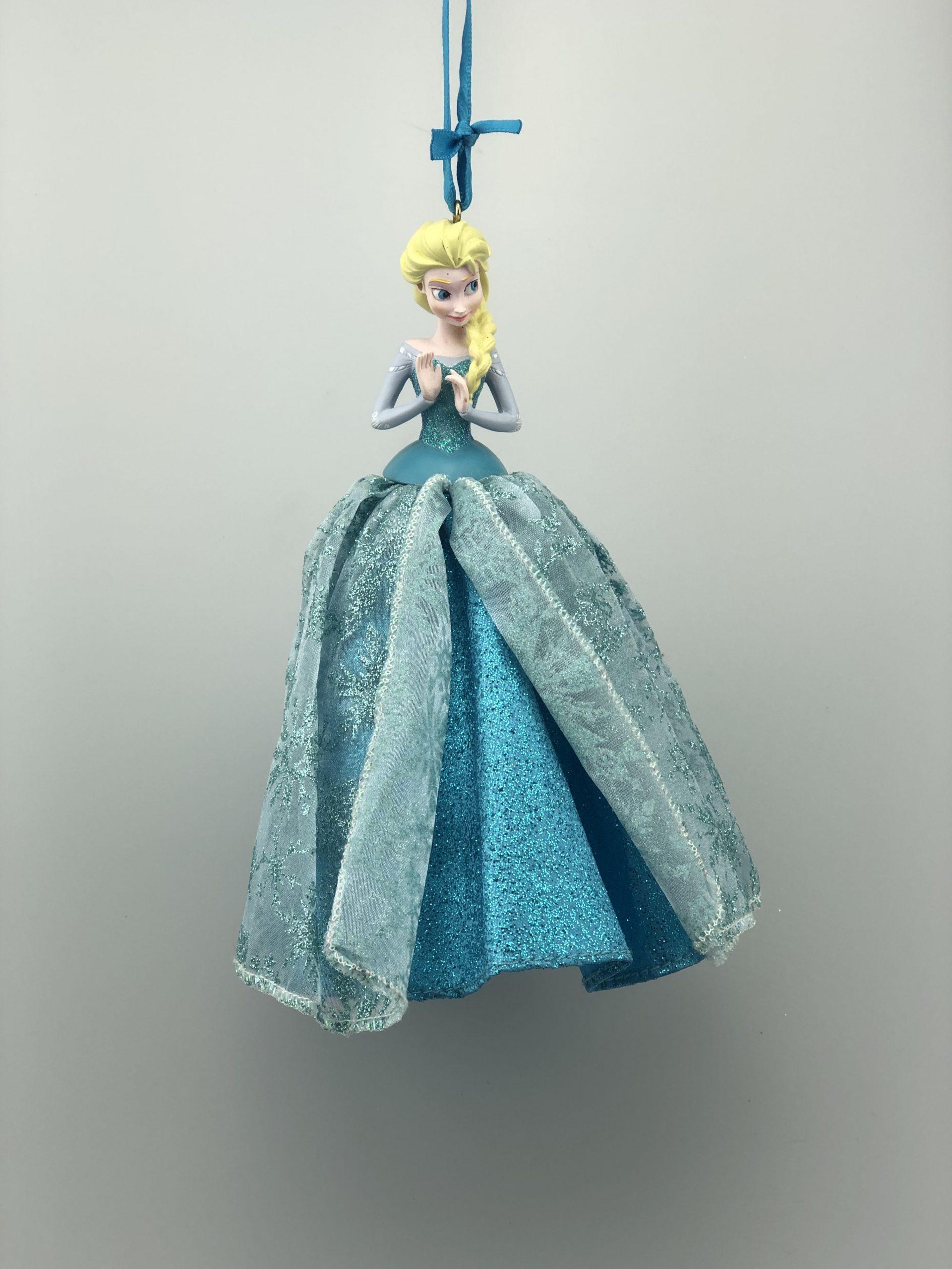 Kerst Ornament Kerstbal Elsa Frozen