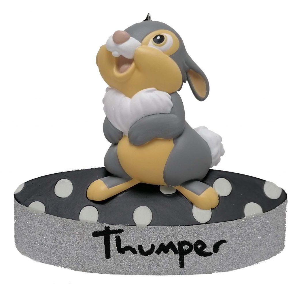 Thumper / Stampertje on Plateau Kerst Ornament Kerstbal Kurt S Adler