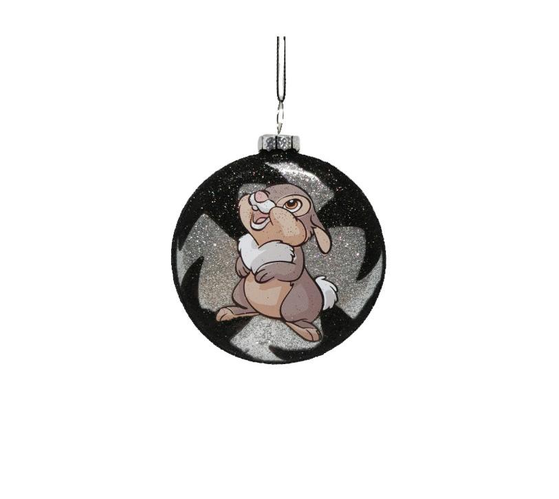 Marie Glas Disc Ornament Kerstbal Kurt S Adler