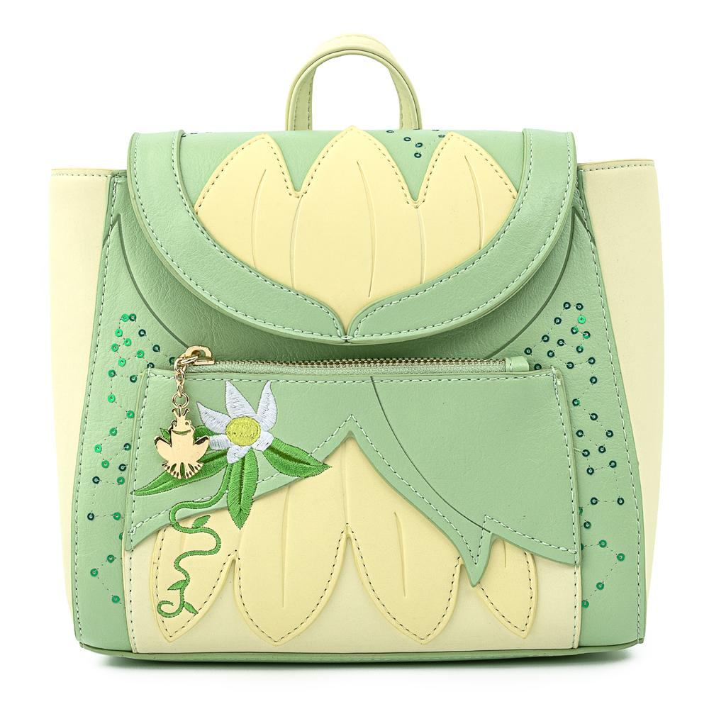 Loungefly Disney Princess and The Frog Cosplay Mini Backpack